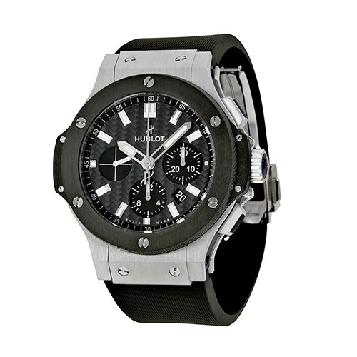 Hublot 301.SX.1170.RX Big Bang Chronograph 44mm Black Dial Watch