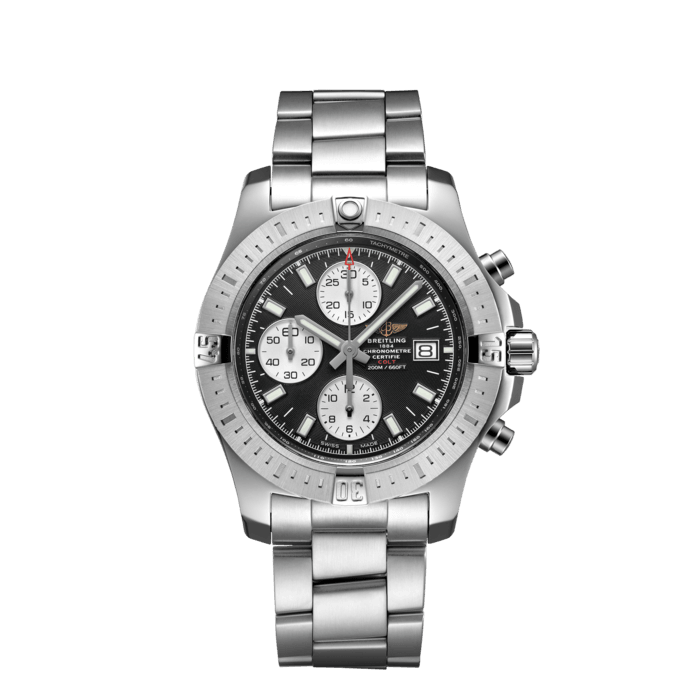 Breitling Colt Chronograph Automatic 44 mm Stainless Steel A13388