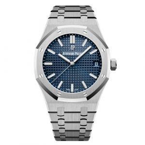 Audemars Piguet Royal Oak 15500ST.OO.1220ST.01 Blue Dial Self-winding Watch