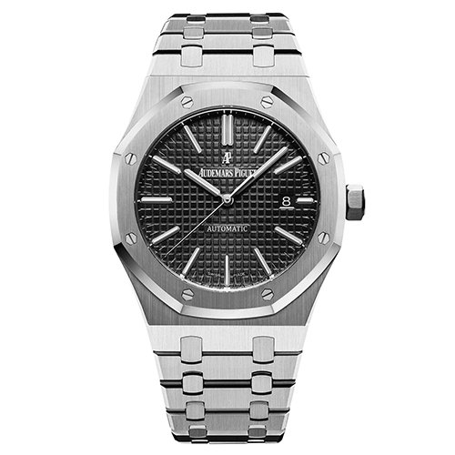 Audemars Piguet Royal Oak 15500ST.OO.1220ST.03 Black Dial 41mm Watch