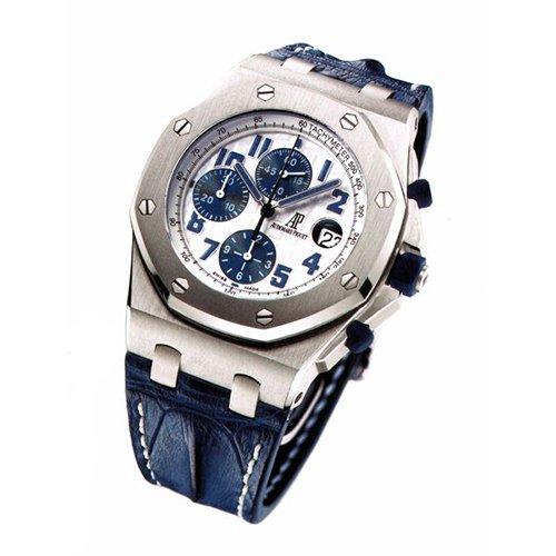 Audemars Piguet Roayl Oak Offshore Chronograph Navy Watch 26170ST.OO.D305CR.01