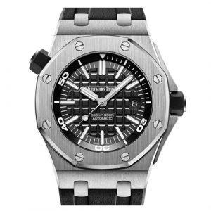 Audemars Piguet Royal Oak Offshore Diver 15713ST.OO.A002CA.01 Stainless Steel Watch