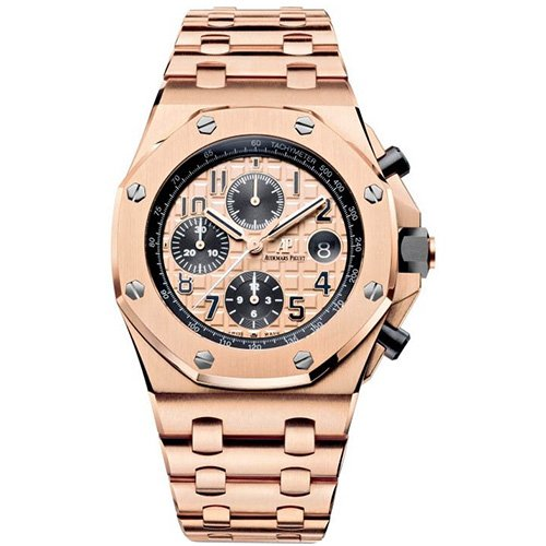 Audemars Piguet Royal Oak Offshore Chronograph 42mm Watch 26470OR.OO.1000OR.01