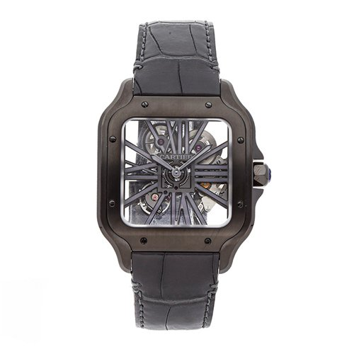 Cartier WHSA0009 Santos De Cartier Watch