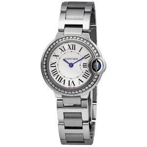 Cartier Ballon Bleu Diamond Watch W4BB0015
