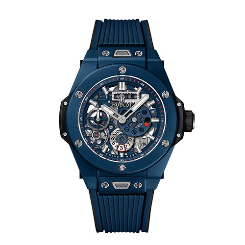 Hublot Big Bang Meca 10 414.EX.5123.RX Ceramic Blue Men's Watch