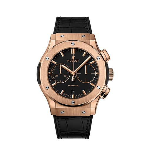 Hublot Classic Fusion Chronograph 521.OX.1181.LR King Gold Watch