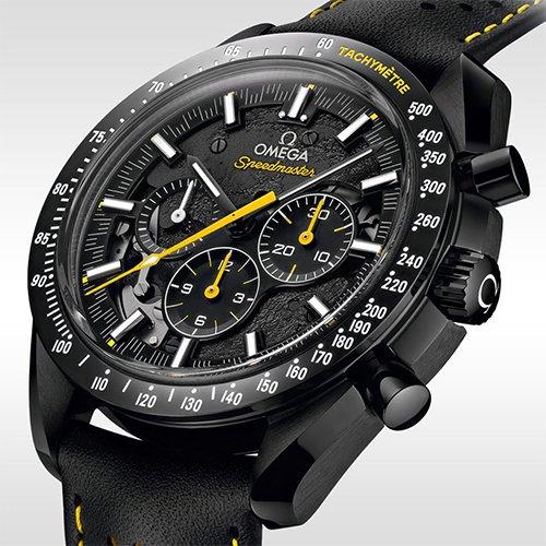 Omega Dark Side Of The Moon 031192443001001 Speedmaster Moonwatch Watch