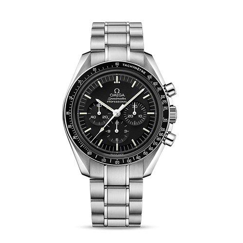 Omega 31130423001006 Speedmaster Professional Moonwatch Chronograph Watch Unworn