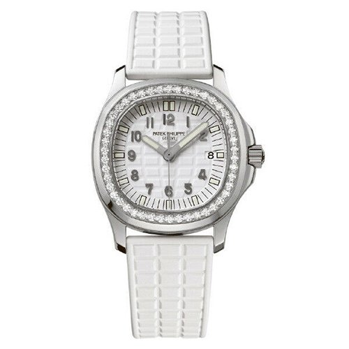 Patek Philippe Aquanaut Luce Glitter White Watch 5067A-024