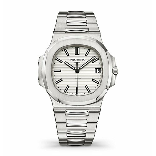 Patek Philippe 5711/1A-011 Nautilus Mens Stainless Steel Watch