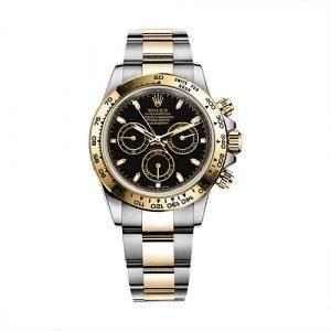 Rolex Cosmograph Daytona 116503 Stainless Steel & 18k Yellow Gold Watch