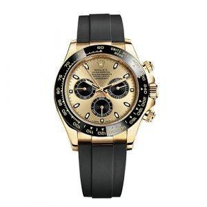 Rolex Cosmograph Daytona 116518LN Yellow Gold 40mm Watch