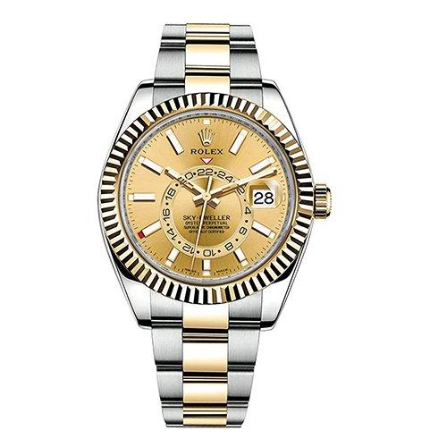 Rolex Oyster Perpetual Sky-Dweller Watch 326933