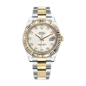 Rolex Oyster Perpetual Datejust II 116333 scramblet 41mm stainless steel and 18K yellow gold. Unworn