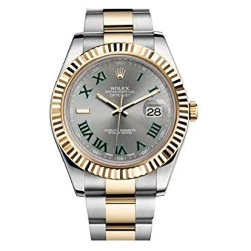 Rolex Datejust II 116333 Grey Dial Watch