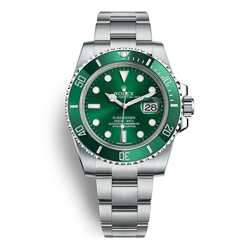 Rolex Oyster Perpetual Submariner Watch 116610LV