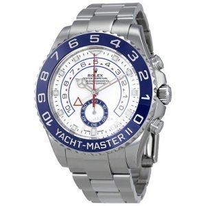Rolex Yacht-Master II Stainless Steel Case Watch 116680