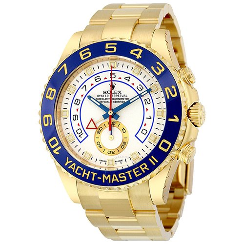 Rolex 116688 Yacht-Master II 44mm 18K Yellow Gold Unworn