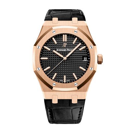 Audemars Piguet Royal Oak 41mm Rose Gold Watch 15500OR.OO.D002CR.01