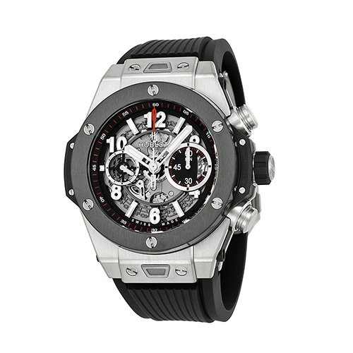 Hublot Big Bang Unico Titanium Ceramic Watch 411.NM.1170.RX