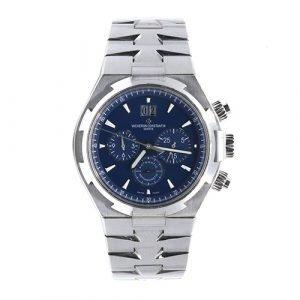 Vacheron Constantin Overseas Chronograph Watch 49150/B01A-9745