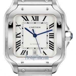 Cartier Watch WSSA0009 Santos de Cartier