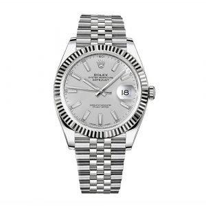 Rolex Datejust 41mm Stainless Steel Watch 126334