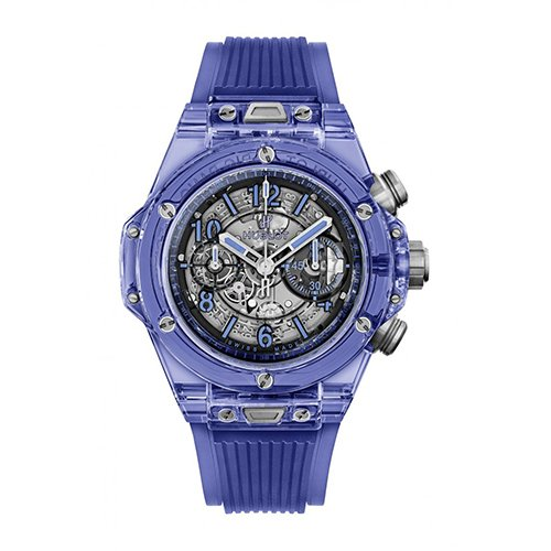 Hublot Unico 411.JL.4809.RT Magic Sapphire Limited Edition Watch