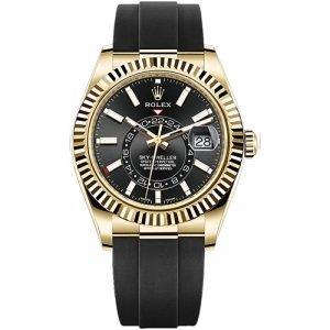 Rolex Oyster Perpetual Sky Dweller 326238 42mm Watch