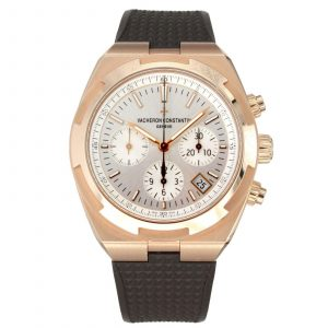 Vacheron Constantin Overseas Chronograph 5500V/000R-B074 Rose Gold Watch