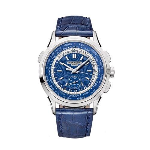 Patek Philippe World Time Chronograph 5930G-001 Watch