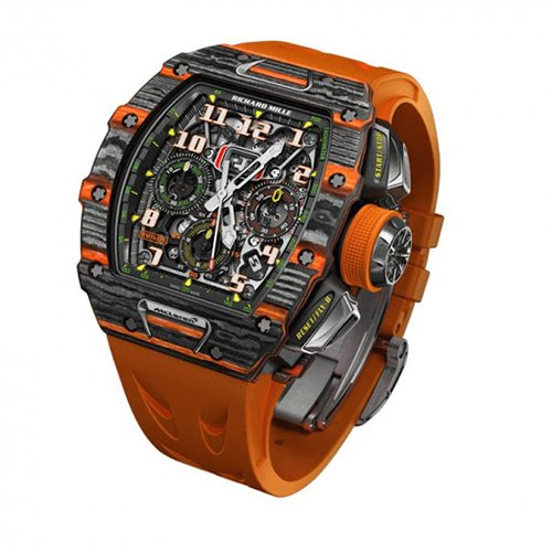 Richard Mille RM 11-03 Automatic Ultimate Edition Carbon Chronograph 50mm Watch