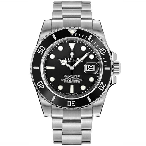 Rolex Oyster Perpetual Submariner 40mm Watch 116610LN