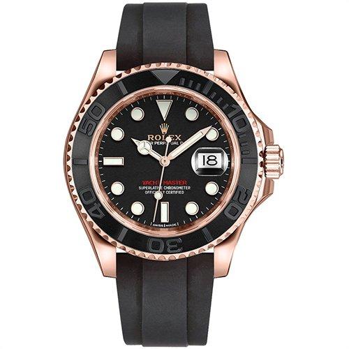Rolex Yacht-Master 40mm Everose Gold Watch 116655