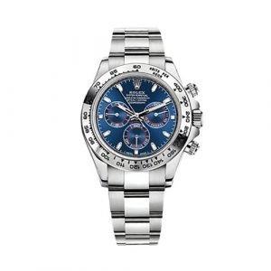 Rolex 116509 Daytona Blue Dial Watch