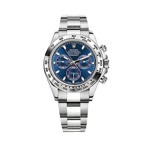 Rolex 116509 Daytona Blue Dial Watch