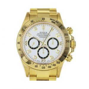 Rolex Oyster Perpetual Cosmograph Daytona Watch 116528 Gold Watch