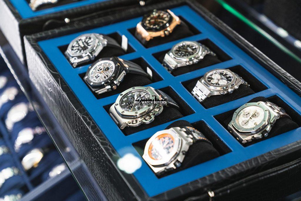 Sell Luxury watch now - Big Watch Buyers