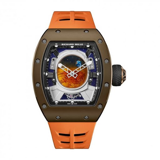 RM 52 05 - Pharrell Williams Richard Mille