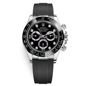 Rolex 116519LN Daytona Black Diamond Dial