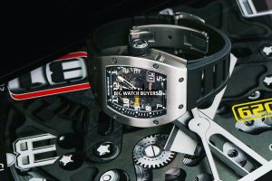 Buying a Richard Mille Watch, A Safe Investment