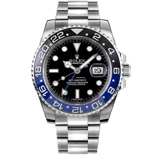 Rolex-116710BLNR-GMT-Master-II-Batman-40mm-Black-and-Blue-Dial