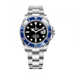Rolex Submariner Date 41mm 126619lb Watch