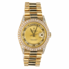 Rolex Day-Date 18238 Champagne Automatic 18kt Yellow Gold Watch