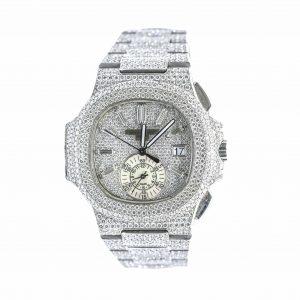 Patek Philippe Nautilus 5980/1A-019 Diamonds Watch