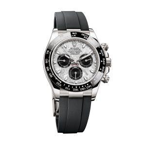Rolex 116519LN Cosmograph Daytona Meteorite Dial Watch
