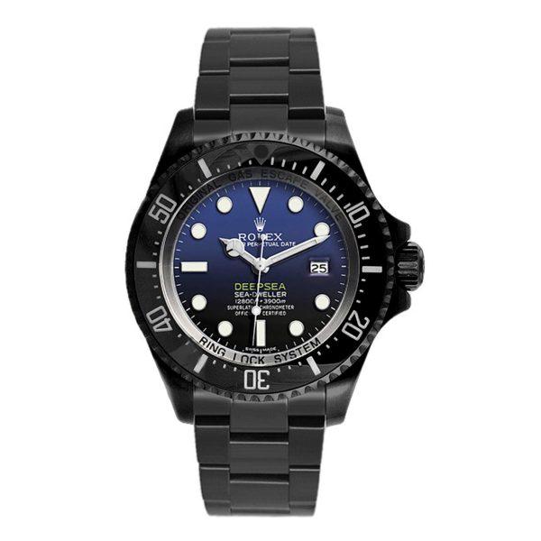 Rolex 116660 Sea-Dweller Deepsea Dial PVD Watch