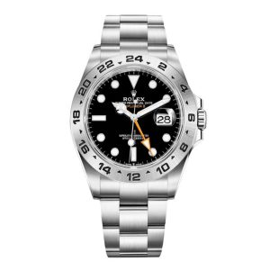 Rolex 226570 Explorer II Black Dial Watch