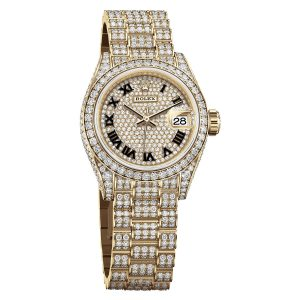 Rolex 279458RBR 18 CT Gold & Diamonds Watch